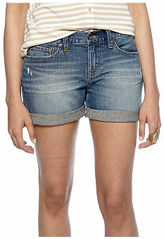 Lucky Brand Abbey Double Roll Jean Short