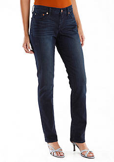 Lucky Brand Sweet and Straight Denim Jeans
