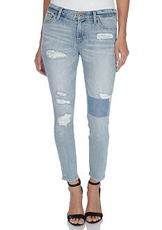 Lucky Brand Americana Brooke Ankle Skinny Jeans