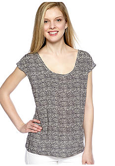 Lucky Brand Garden Row Top