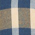 Button Down Shirts for Women: Blue Multi Lucky Brand Boyfriend Plaid Shirt