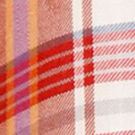 Lucky Brand: Red Multi Lucky Brand Bungalow Plaid Shirt