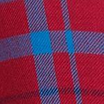 Lucky Brand Women Sale: Burgandy Multi. Lucky Brand Bungalow Plaid Shirt