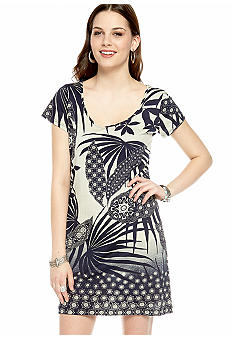 Lucky Brand Chantal T-Shirt Dress