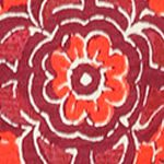Lucky Brand Women Sale: Red Multi. Lucky Brand Woodblock Floral Top