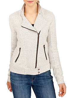 Lucky Brand Textured Active Jacket