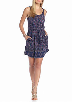 Lucky Brand Twist Strap Dress