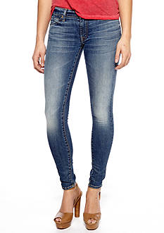 7 For All Mankind® The Skinny Jean With Squiggle Pockets