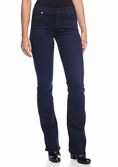 7 For All Mankind Slim Illusion LUXE: Boot Cut Jean