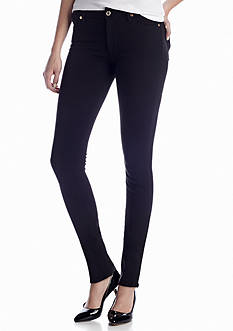 7 For All Mankind® The High Waist Skinny in Black