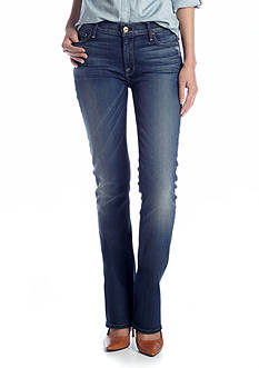 7 For All Mankind® The Skinny Boot Cut Jean in Authentic True Blue