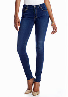 7 For All Mankind® Slim Illusion Mid Rise Skinny