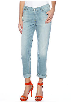 7 For All Mankind Josefina Rolled Cuff Crop