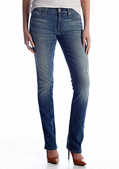 7 For All Mankind® The Modern Straight Jean in Bright Light Broken Twill