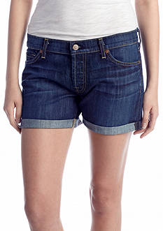 7 For All Mankind® Slouchy Mid Roll Short