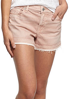 7 For All Mankind Colored Released Hem Shorts