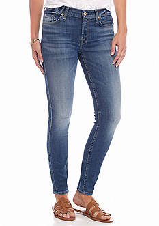 7 For All Mankind Abbey Road Ankle Skinny Jeans