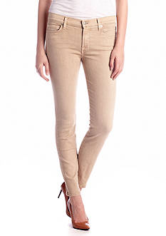 7 For All Mankind® The Ankle Skinny with Contour Waistband