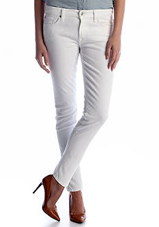 7 For All Mankind® The Kimmie Crop Jean in Clean White