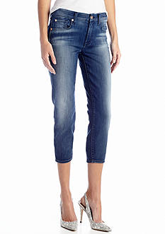 7 For All Mankind® Kimmie Crop Jean
