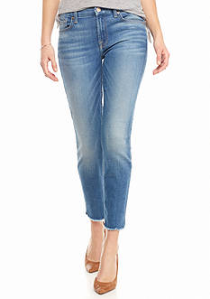 7 For All Mankind The Kimmie Crop Jeans