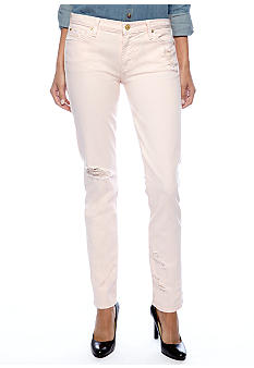 7 For All Mankind Slim Colored Cigarette Jean