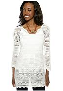 Grace Elements Crochet Tunic