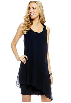 Grace Elements Asymmetrical Tank Dress