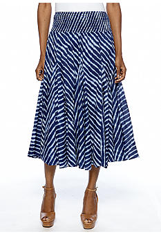 Grace Elements Tie-Dye Skirt
