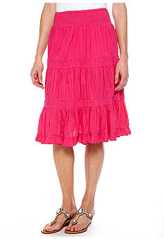 Grace Elements Gauze Layer Skirt