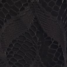 Grace Elements: Black Grace Elements Sleeveless Lace Top