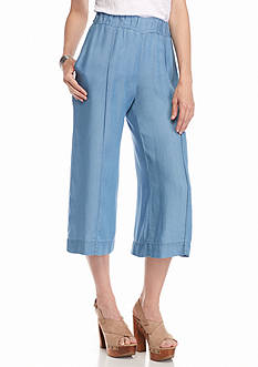 Grace Elements Chambray Culottes