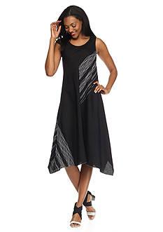 Grace Elements Sleeveless Scoop Neck Tank Dress