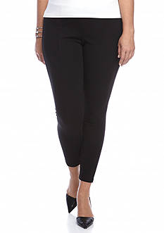 Grace Elements Legging with Front Leg Seam and Back Yoke