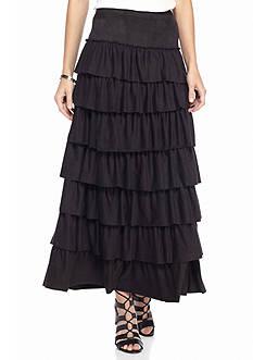 Grace Elements Long Maxi Cha Cha Skirt