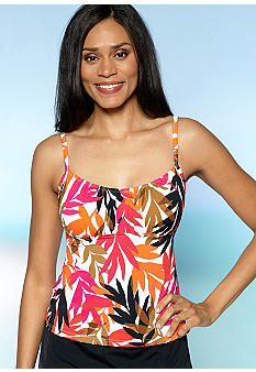 Caribbean Joe Smoking Hot Tankini