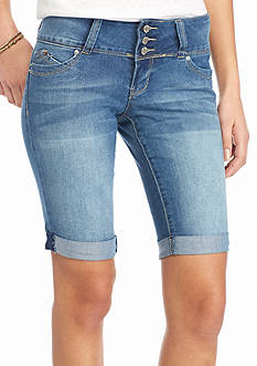 YMI Wanna Betta Butt Soft Bermuda Shorts