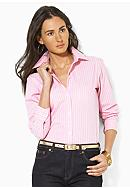 Lauren Ralph Lauren Aaron Cotton Non-Iron Shirt