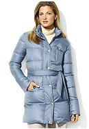 Lauren Ralph Lauren Veta Quilted Long Coat