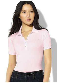 Lauren Ralph Lauren Jaeden Button Polo