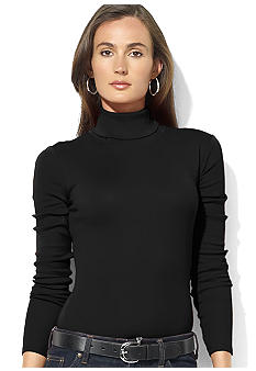 Lauren Ralph Lauren Alana Long Sleeve Turtleneck