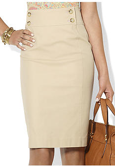 Lauren Ralph Lauren Straight Skirt