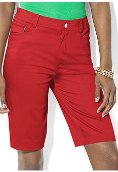 Lauren Ralph Lauren Slim-Fit Bermuda Short