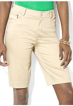 Slim-Fit Bermuda Short