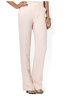 Lauren Ralph Lauren Silk Dress Pant