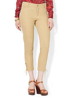 Lauren Ralph Lauren Cotton Skinny Pant