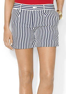 Lauren Ralph Lauren Striped Short