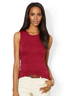 Lauren Ralph Lauren Stretch Tank