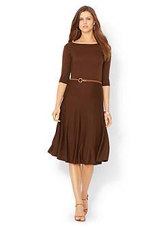 Lauren Ralph Lauren Merino Wool Dress