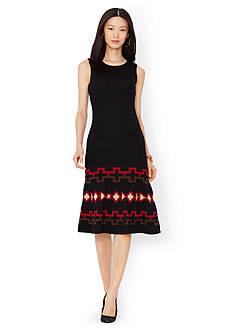Lauren Ralph Lauren Sleeveless Sweater Dress